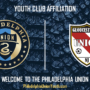 Gloucester County Union – Now Affiliated with the  Philadelphia Union
